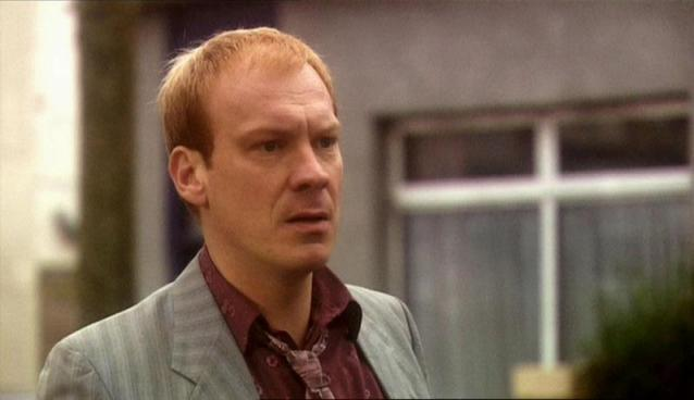 Shaun Dingwall as Doctor Who ally Pete Tyler
