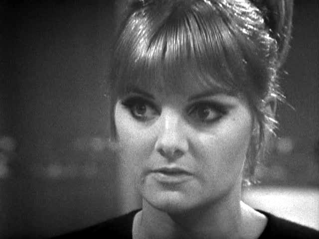 Anneke Wills as Doctor Who Companion Polly