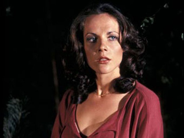 Mary Tamm as Doctor Who Companion Romana I