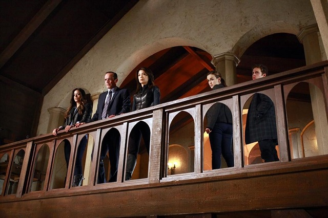 Marvel's Agents of S.H.I.E.L.D. promo pic