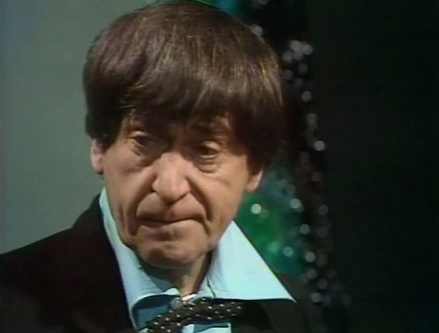 Patrick Troughton as Doctor Who second doctor