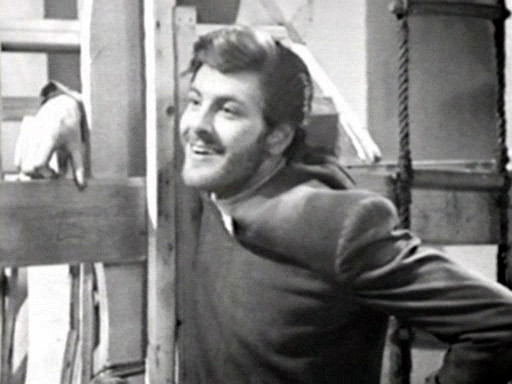 Peter Purves as Doctor Who Companion Steven Taylor