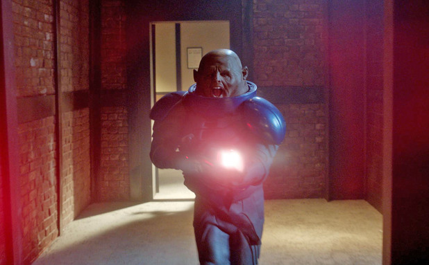 Dan Starkey as Doctor Who ally Strax