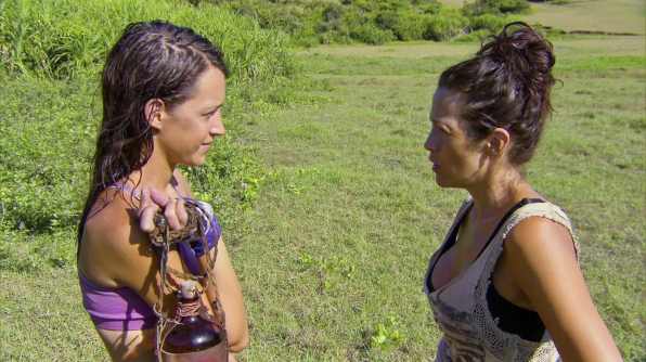 Survivor 27.10 Laura and Ciera