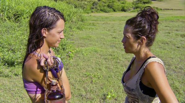 Survivor 27.10 Laura and Ciera