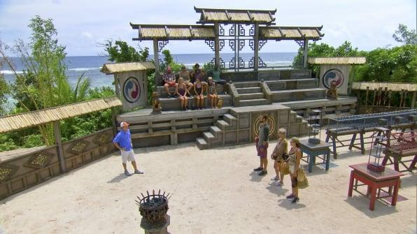 Survivor 27.11 Redemption Island