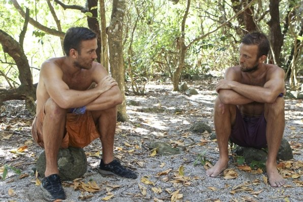 Survivor 27.8 Aras and Vytas