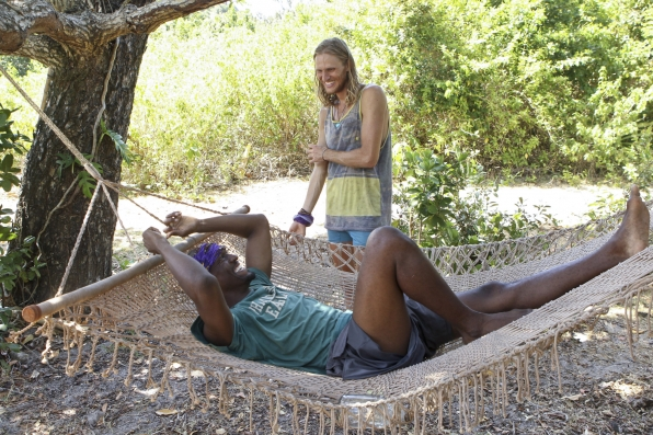 Survivor 27.8 Tyson and Gervase