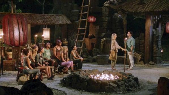Survivor 27.9 Tribal Council