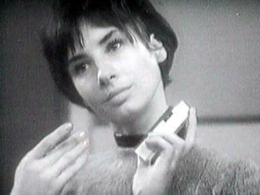 Carole Ann Ford as Doctor Who Companion Susan
