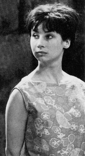 Carole Ann Ford as Doctor Who Companion Susan