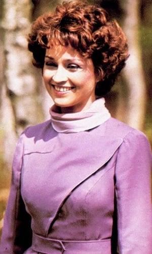 Janet Fielding as Doctor Who Companion Tegan Jovanka