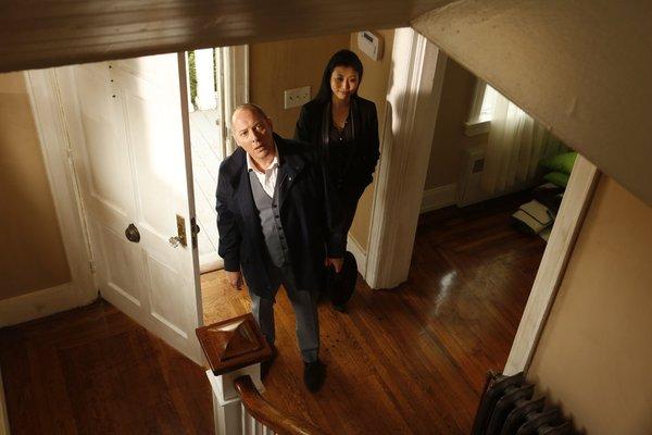"""The Blacklist S01E07 promo pic, """"Frederick Barnes"""""""