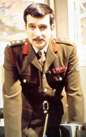Nicholas Courtney as Doctor Who Companion The Brigadier