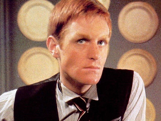 Mark Strickson as Doctor Who Companion Turlough