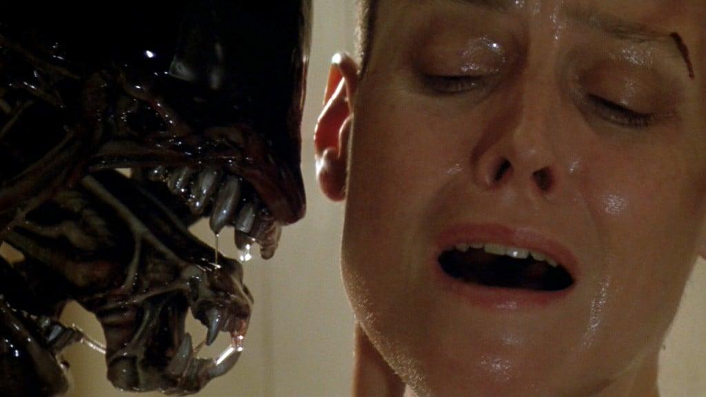 Sigourney Weaver in Alien 3 (1992)