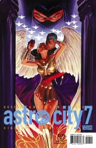 Astro City 7 cover
