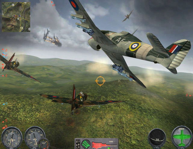 Combat Wings_Screen1