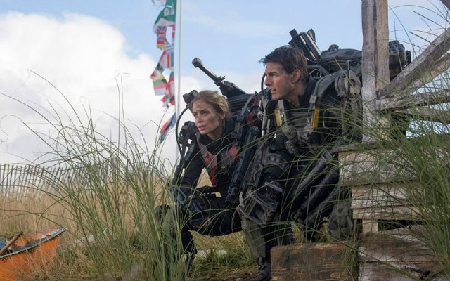 'Edge of Tomorrow', with Tom Cruise, releases its first trailer
