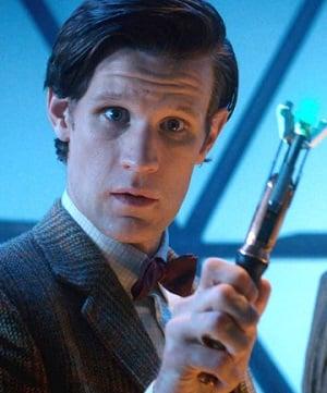 Matt Smith as the Eleventh Doctor