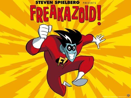 Freakazoid poster