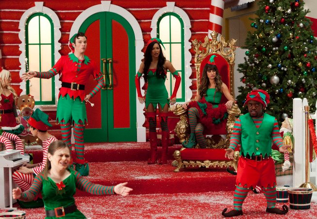 "Glee, Ep. 5.08, ""Previously Unaired Christmas"" should have remained unaired"