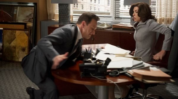 The Good Wife, Hitting the Fan