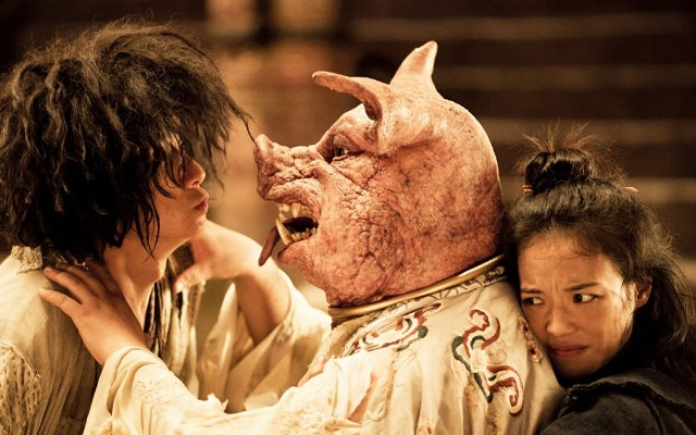 'Journey To The West', the newest Stephen Chow film, releases a US trailer