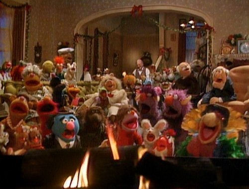 Muppet Family Christmas.A Muppet Family Christmas It S The Meta Muppets Show