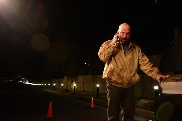 "Bryan Cranston as Walter White in Breaking Bad's ""Ozymandias"""