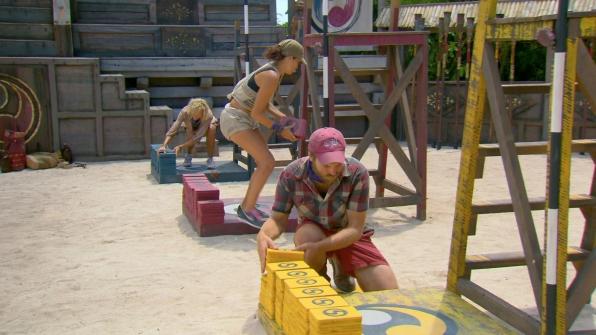 Survivor 27.12 Redemption Island