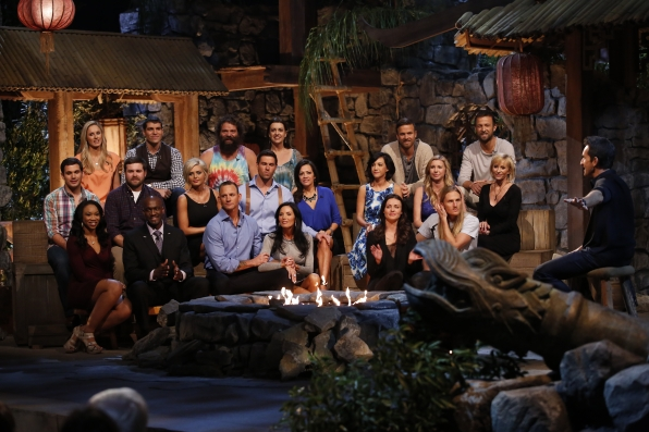 Survivor 27.14 Reunion