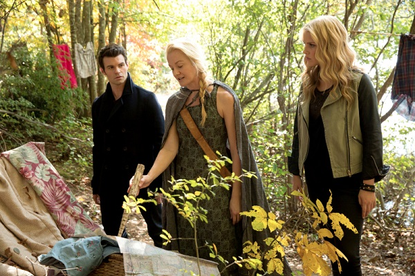 The Originals, Reigning Pain in New Orleans, Daniel Gillies, Claire Holt
