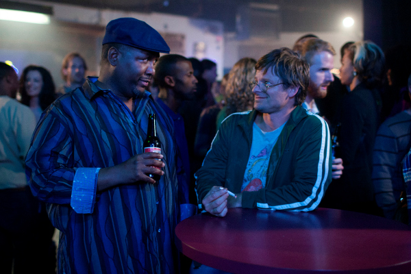 "Wendell Pierce and Steve Zahn in Treme, S04E01, ""Yes We Can Can"""
