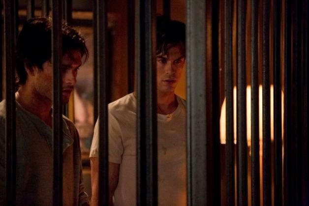 "The Vampire Diaries, Ep 5.09: ""The Cell"" reveals more of Damon's personal history"