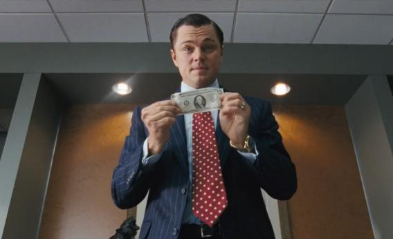 'The Wolf of Wall Street' a grand, triumphant rebuke of financial excess, and the best Scorsese-DiCaprio collaboration to date