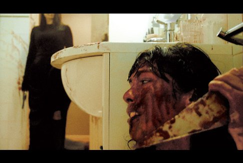 'Inside' – bloody, gory, chock full of suspense – the perfect Holiday treat