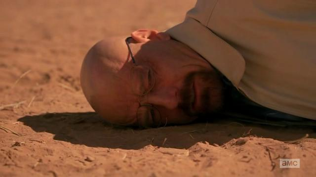 "Breaking Bad, ""Ozymandias"""