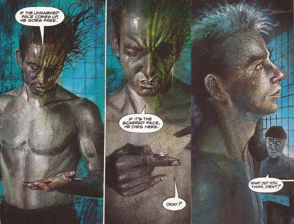 Arkham Asylum ASHOSE ~ Two-Face