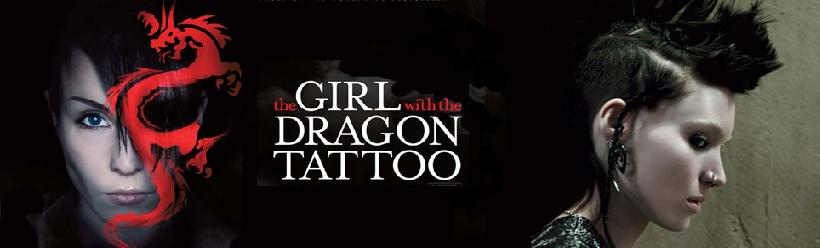 The Girl With The Dragon Tattoo (Strange Interpretation Article) Banner