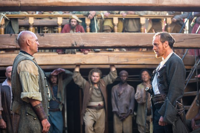 """Black Sails, Ep. 1.01: """"I."""" – A pirate life for thee"""