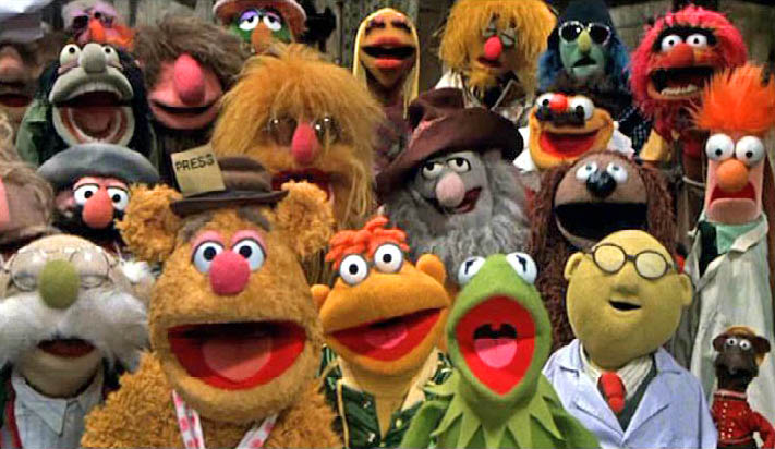 Mousterpiece Cinema, Episode 127: 'The Great Muppet Caper'