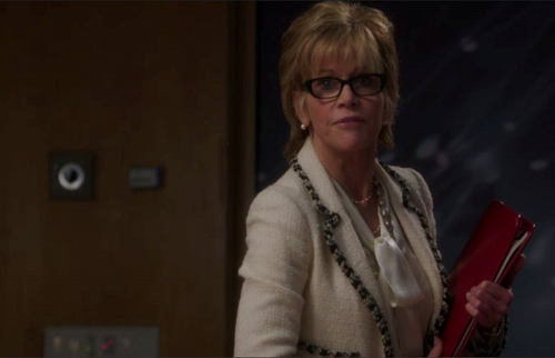 Jane Fonda the good wife