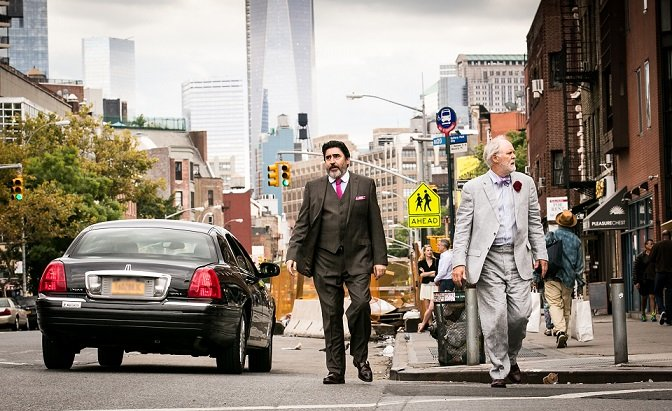 'Love Is Strange' is marred by plot imperfections but buoyed by first-rate performances