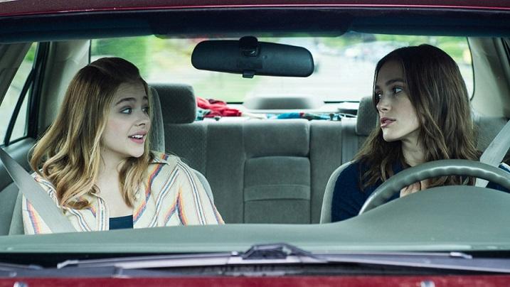 "Chloë Grace Moretz and Keira Knightley star in director Lynn Shelton's ""Laggies"""