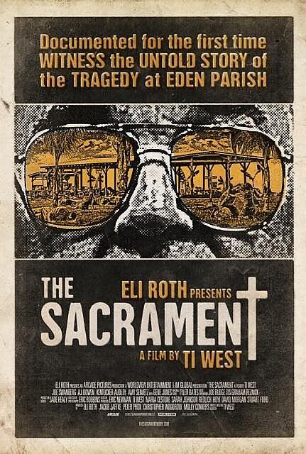 Sacrament Poster