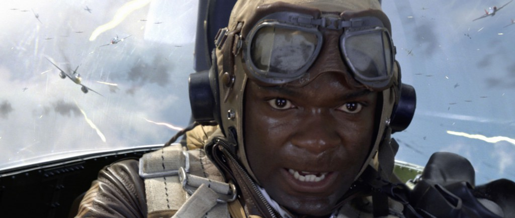 David Oyelewo in Red Tails (2012)