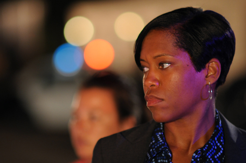 Regina King The Good wife