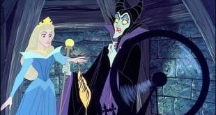 Sleeping Beauty Aurora and Maleficent