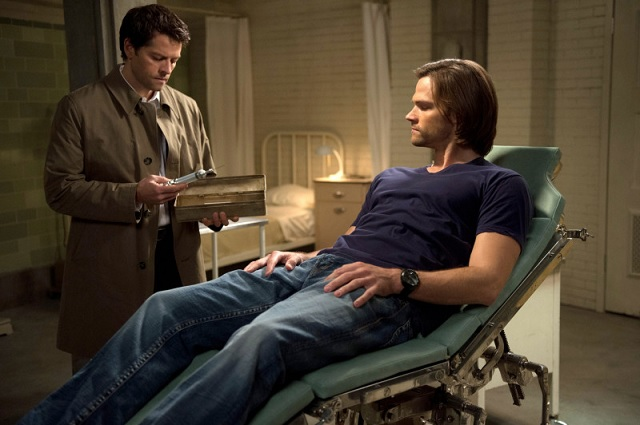 """Supernatural, Ep. 9.11, """"First Born"""" makes Dean Abaddon's new worst enemy"""